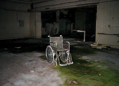 Only Heavy Metal • Ver Tema - Bangour Village, Hospital