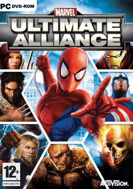 Download Marvel Ultimate Alliance    PC