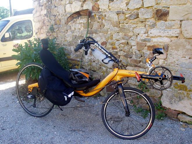 Mon Vélo en mode Longue Distance