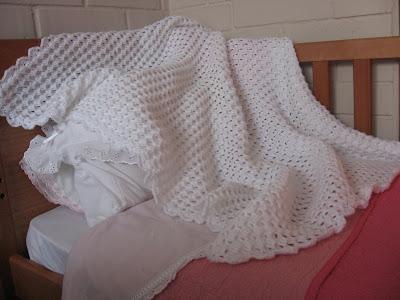 Deby & su crochet: chal bebe