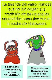 """Especial Halloween: """"La leyenda falsa del Irlandés Golfo""""."""