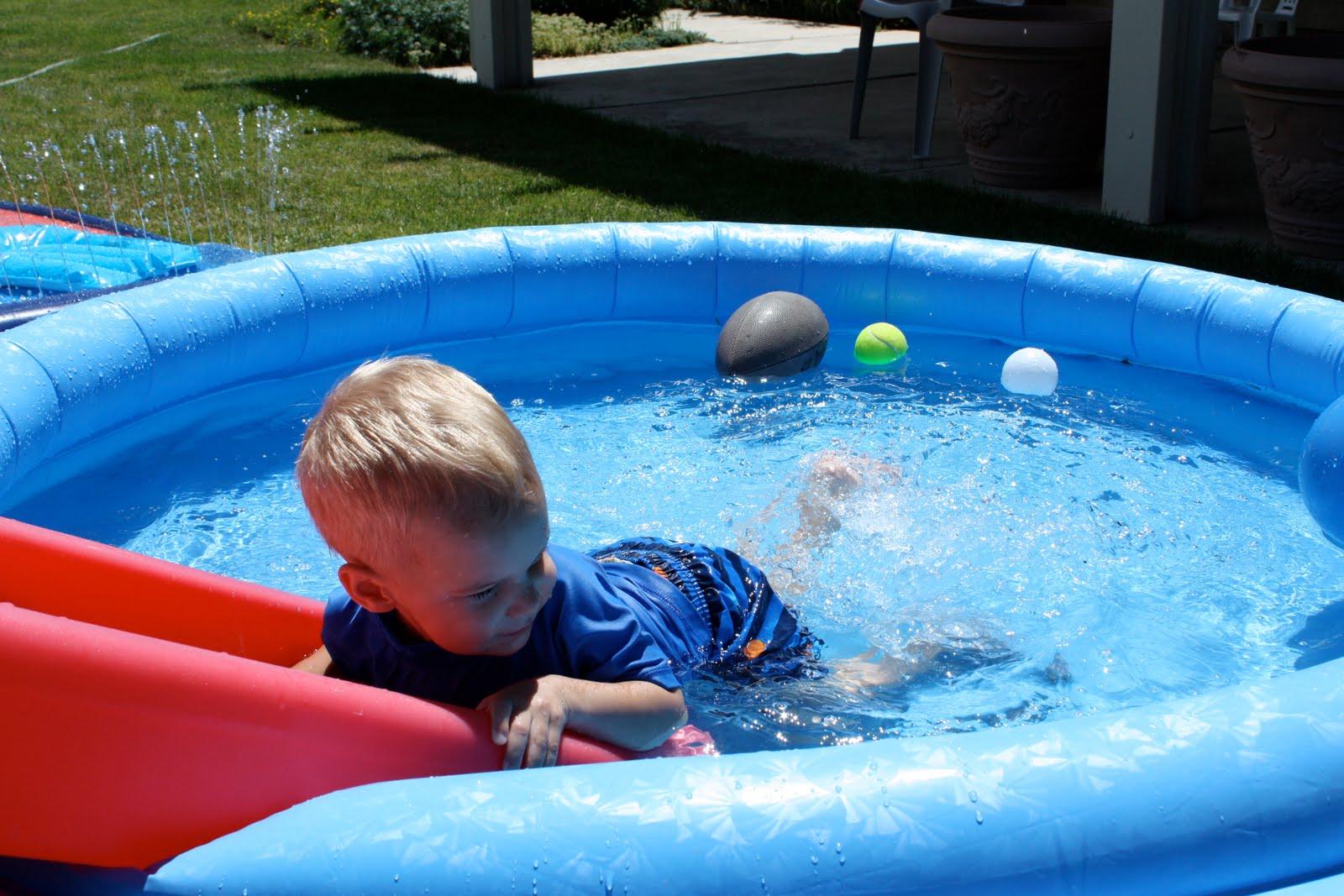libby u0027s latest backyard water fun