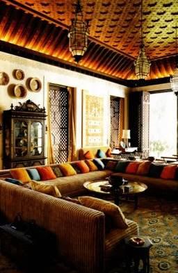 Baires deco design dise o de interiores arquitectura for Mobiliario marroqui
