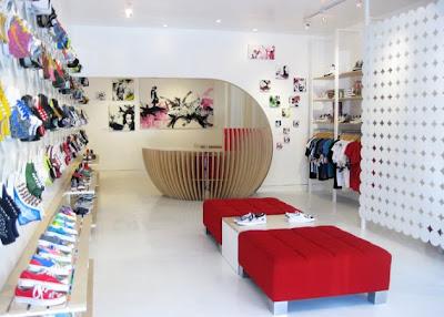 Baires deco design dise o de interiores arquitectura - Decoracion zapateria infantil ...