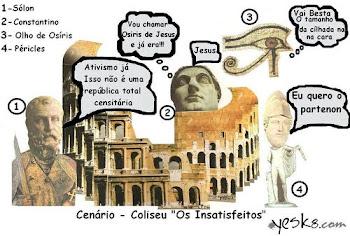 Solon ,Constantino, Osiris, Péricles