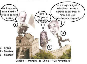 Freud, Newton e Einstein