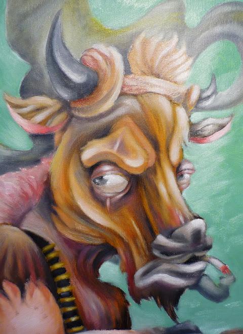 Bisonte para Danjer