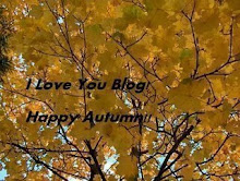 I love you blog! Happy Autumn