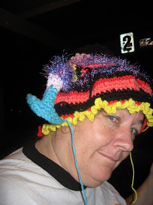 CROCHET CRAZY HAT Crochet For Beginners