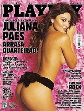 Juliana Paes Playboy Maio Download