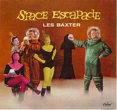 Les Baxter - Space Escapade