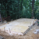 Build naturally blog what is a rubble trench foundation for Slab on grade foundation cost