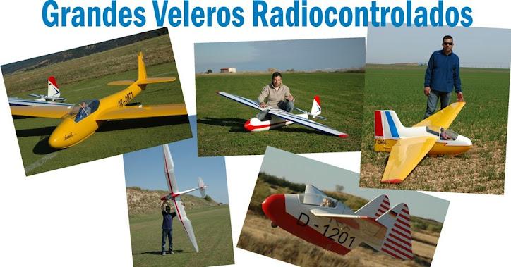 Grandes Veleros Radio Controlados