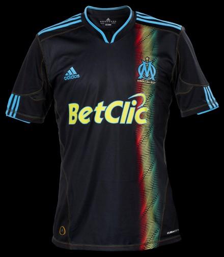 Maillot THIRD Olympique de Marseille en solde