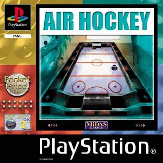 Torrent Super Compactado Air Hockey PS1
