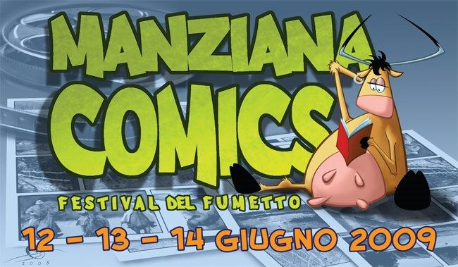 Manziana Comics
