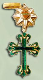 Grã-Cruz da ordem de São Bento de Aviz