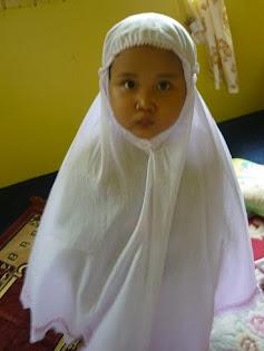 Tahfizah Doktor Ain Nur Soffiyyah Jamsari , Insya Allah. Aamiin.