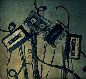 Que trabajo era grabar un cassette...