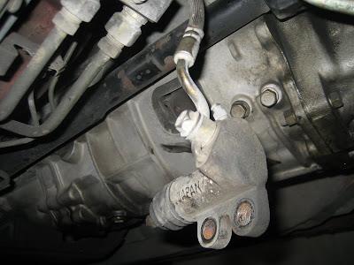 Nissan Transmission Clutch Slave Cylinder