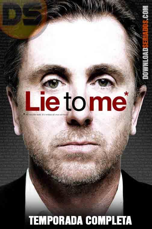 Lie to Me   3ª Temporada (Legendado)
