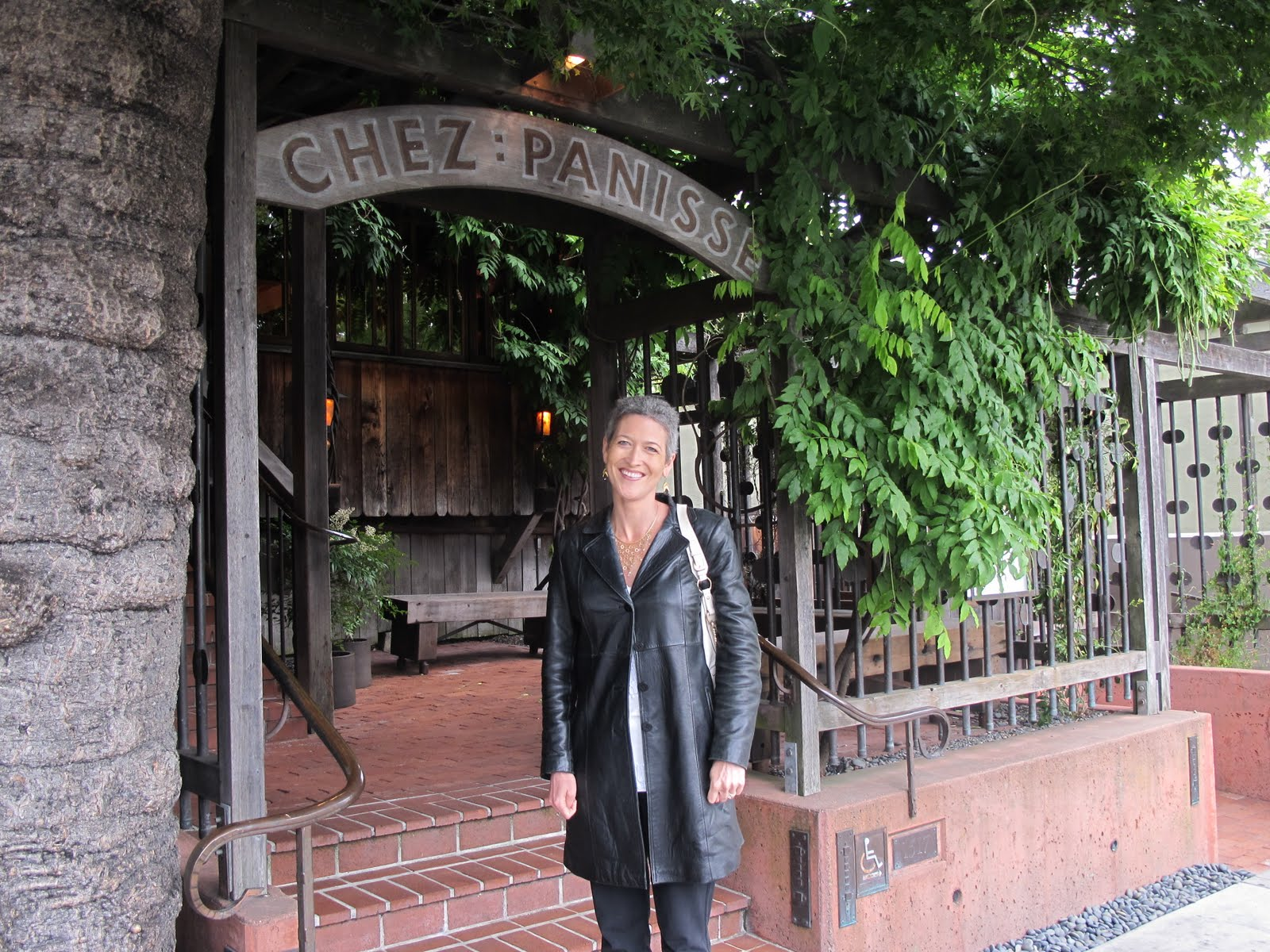 Chez Panisse Alice Waters