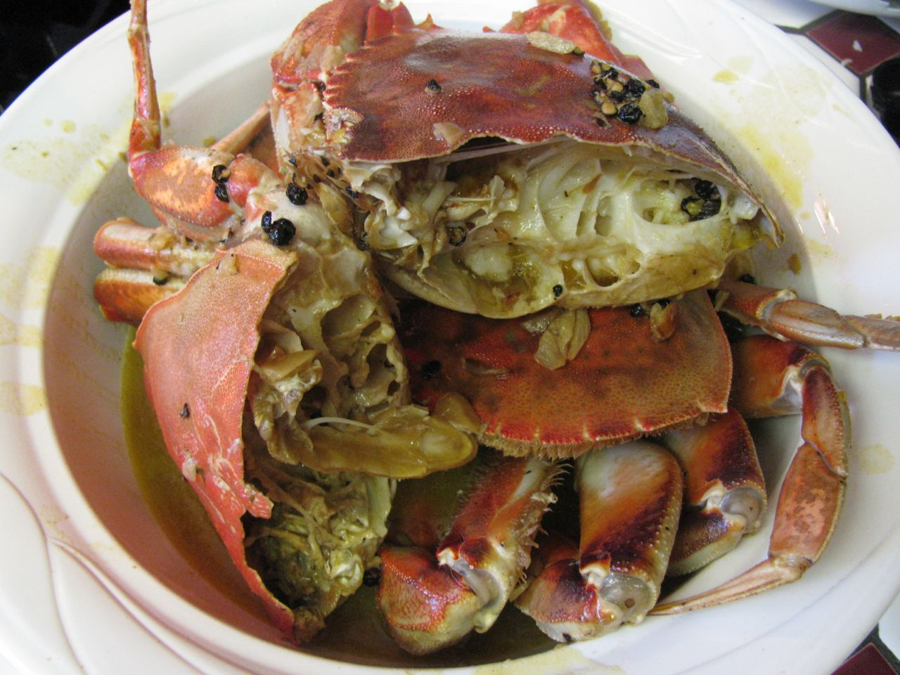how to cook crabs on the stove