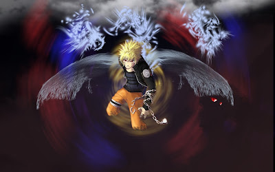 Morte do Naruto Wallpaper