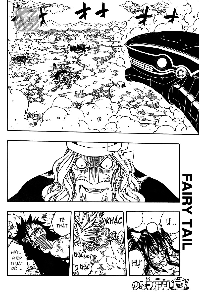 TruyenHay.Com - Ảnh 11 - Fairy Tail Chap 194