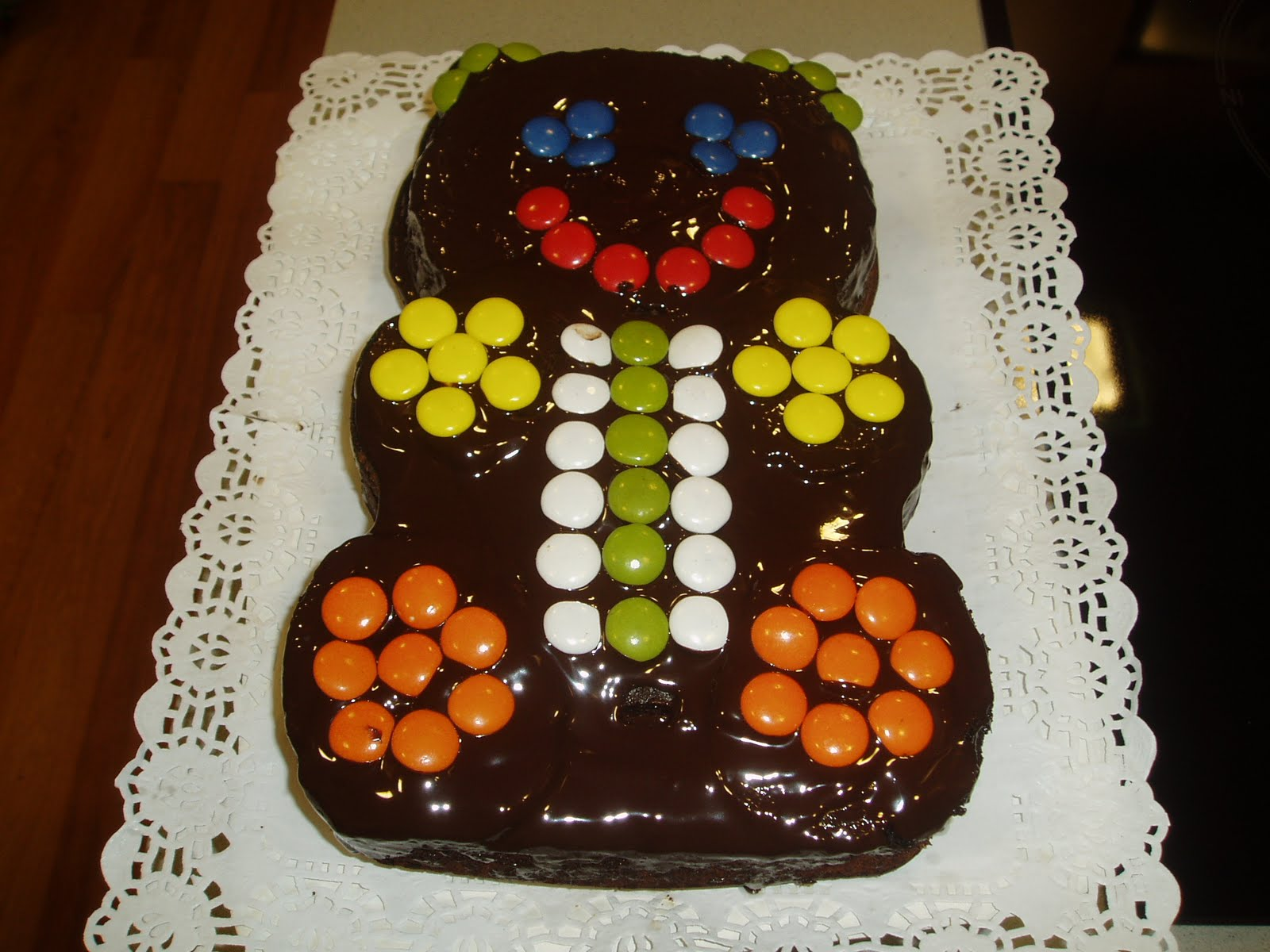 Feliz cumpleaños Tocón!!!! Tarta+osito