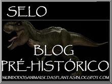 Quinta Premiação ao Blog Dino World