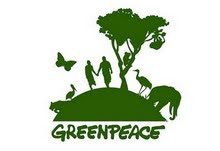 Greenpeace, visite!