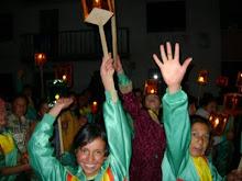 Asi son las fiestas del CAM..... 2008-2009