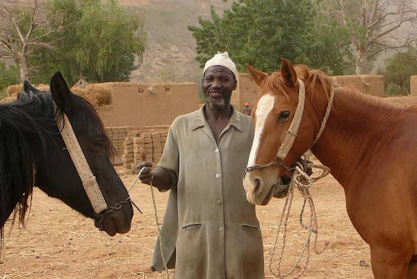 Uru, the Horseman of Ennde