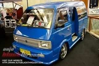 Image of Mobil Angkot Modifikasi