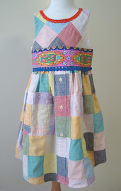 Madras Dress by kirstenflo