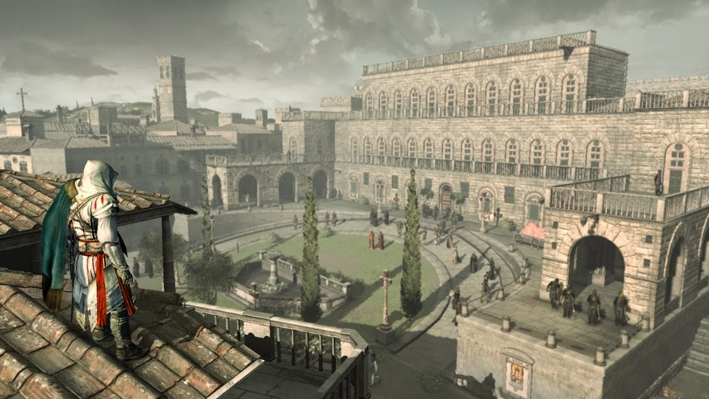 wikis assassins creed Sequence : Bonfire of the Vanities