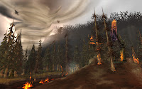 Cataclysm Darkshore Zone