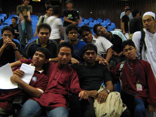 My UTP friends
