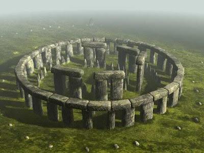 Stonehenge - Disposição Inicial