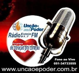 Ouça a Rádio Esteio 91.7 FM pela web todas as madrugadas de terças e quintas