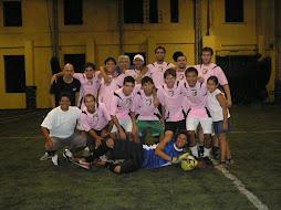 Estreno de camiseta en Copa 10: La Nazionale vs Manosanta Fc (1º amistoso del 2010)