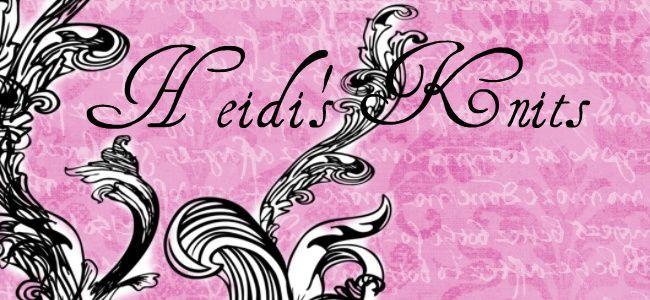 Heidi's Knits