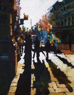 Winter Sunshine by Sarah Wimperis