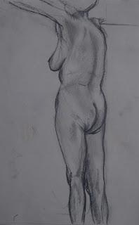 nude study 2 '90