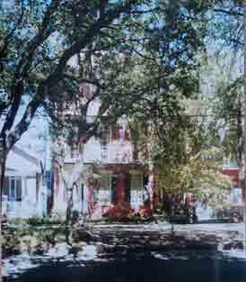 Lamothe House photograph
