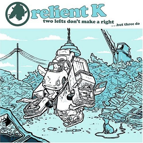 All six Relient K CDs, ranked.