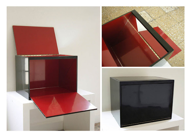 La Caja de lo lleno y lo vacío (The box of the fullness and emptiness), 2007