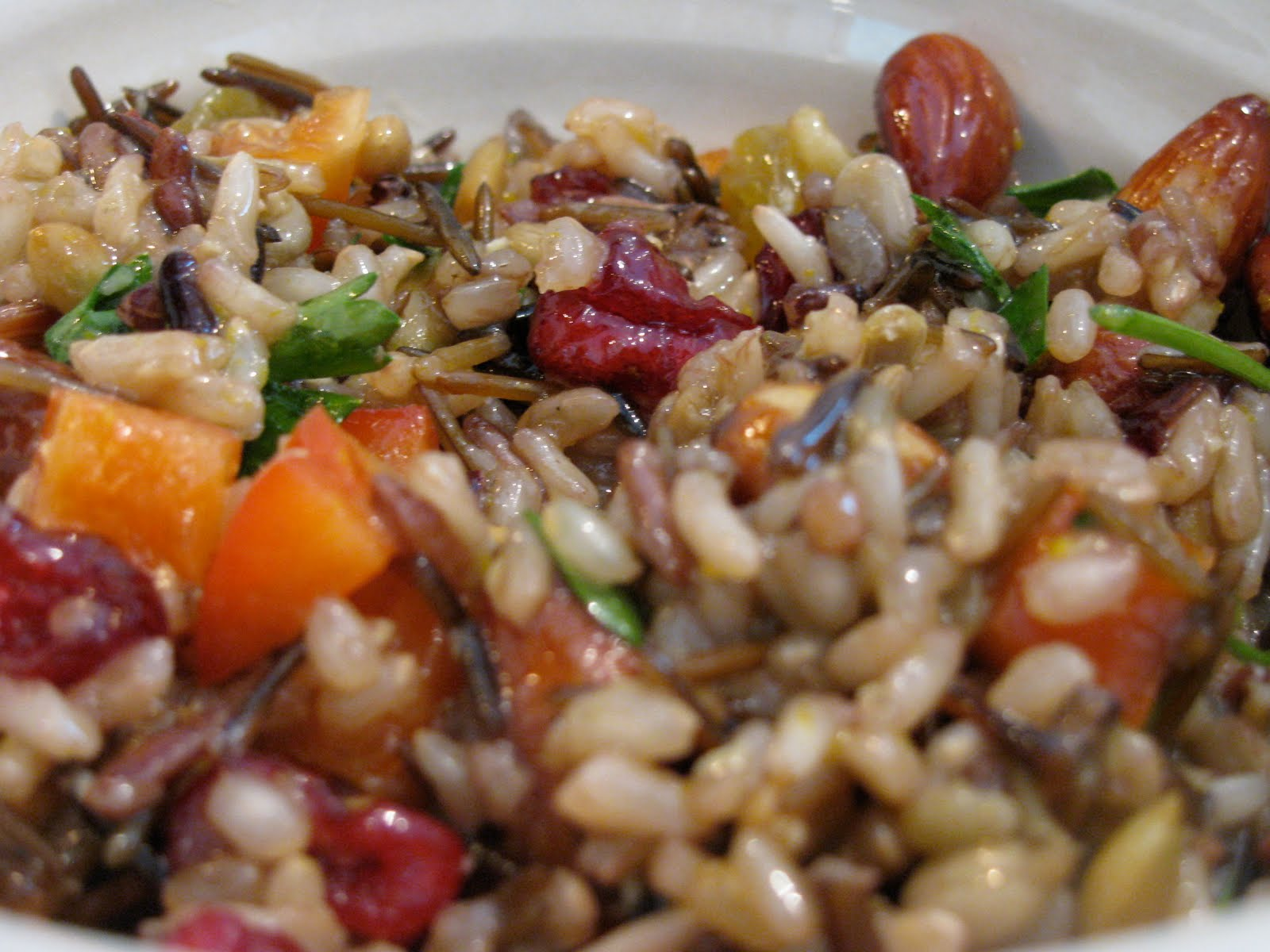 ... brown rice salad brown and wild rice salad you can use brown rice wild