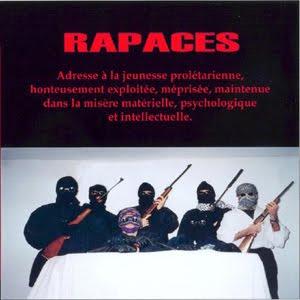 Rapaces Album